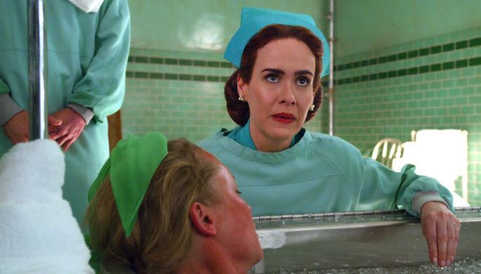 Кадр из сериала «Сестра Рэтчед» (2020)