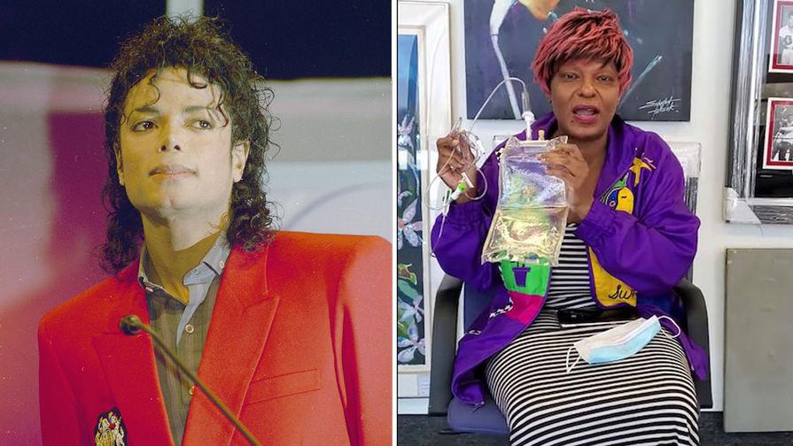 Как родственница Майкла Джексона пытается заработать на смерти поп-короля