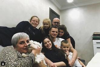 Семейная идиллия Дмитрий Тарасова