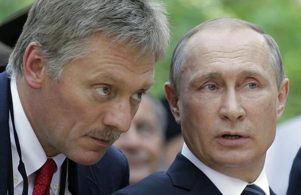 Кремль: на алтаре внутренней политики США всегда есть место для ненависти к РФ