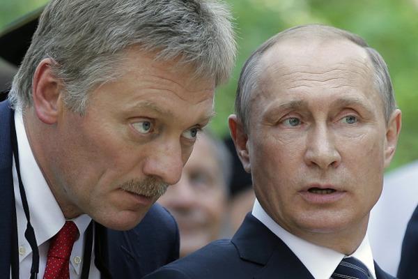 Песков заявил о максимальном уровне охраны здоровья Путина