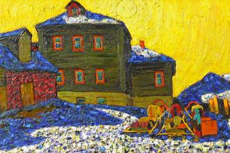 «Владимирский дворик», Ким Бритов, 2003 год