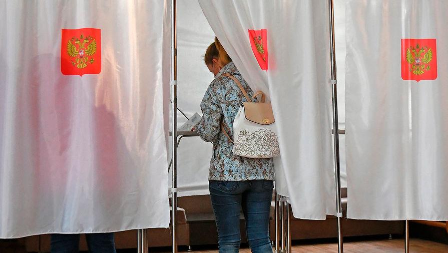 Избиратель на выборах - главный