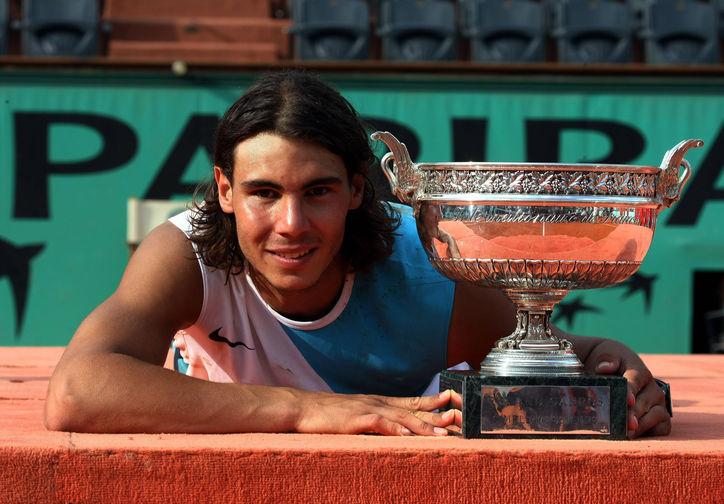 Рафаэль Надаль — победитель Открытого чемпионата Франции, 2007 год