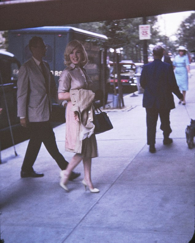 Мэрилин Монро, 1960 год
