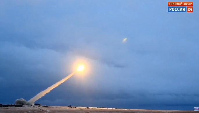 Россия потеряла в море ракету с ядерным двигателем