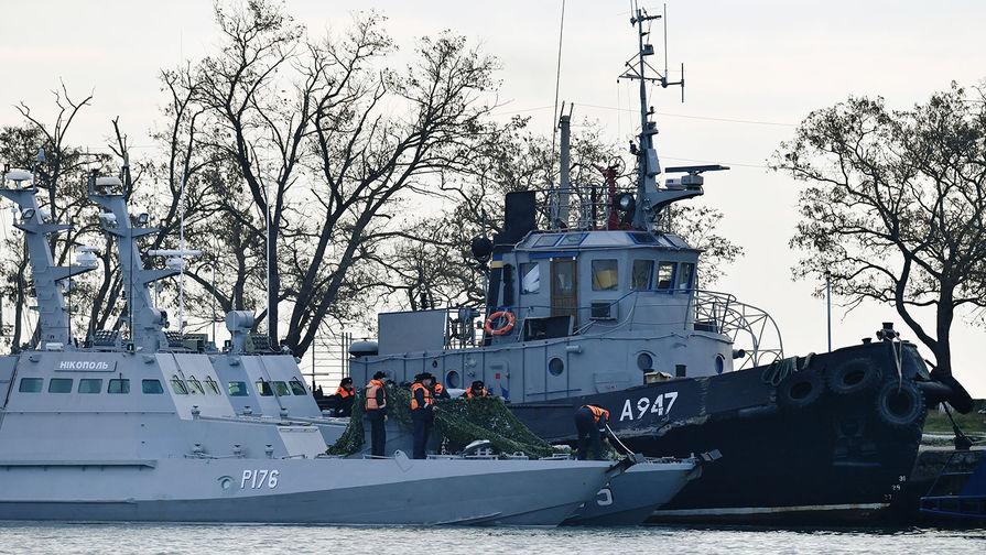 «Ни одного досмотра»: корабли Украины нарушили границу России?