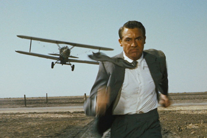 Кадр из фильма «На север через северо-запад» (1959)