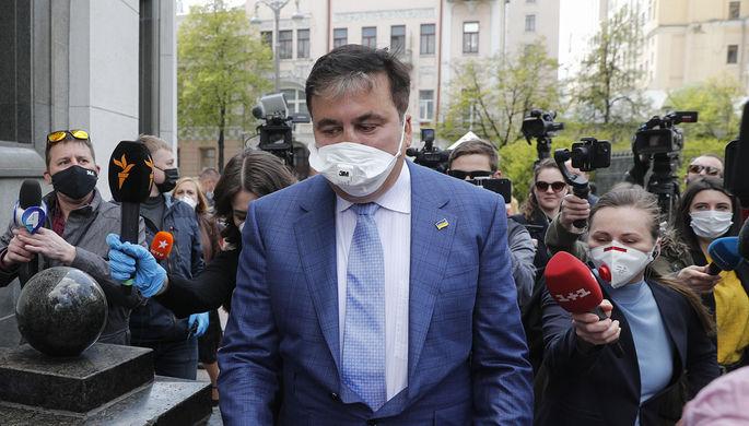 «Готовится реванш»: Саакашвили предрек уничтожение Украины