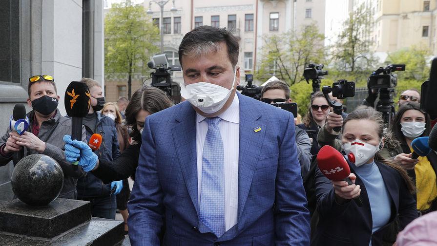 Скандал из-за Саакашвили: Киев пригрозил Тбилиси проблемами