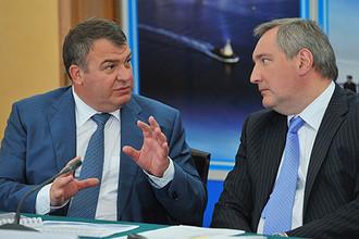 Истинной причиной отставки Сердюкова вряд ли стал коррупционный скандал в его ведомстве