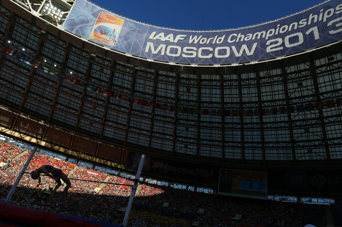 Завершается чемпионат мира по легкой атлетике 2013
