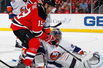 Голкипер «Айлендерс» Евгений Набоков стал героем встречи против «Нью-Джерси», отразив все послематчевые буллиты