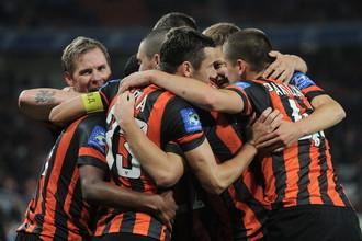 Донецкий «Шахтер» вновь обыграл одесский «Черноморец»