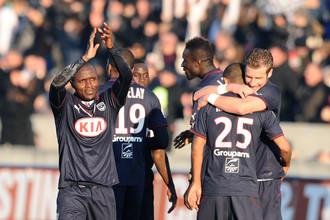 В 17-м туре чемпионата Франции «Бордо» дома переиграл «Лилль»