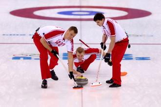 Мужская сборная России по керлингу