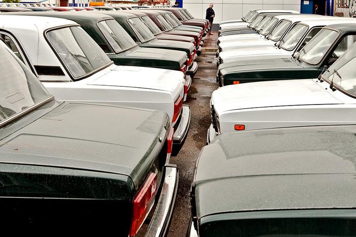 Автомобили ВАЗ-2107