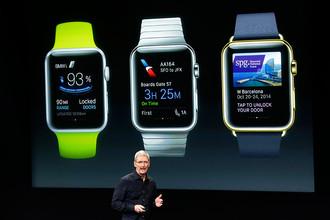 Apple Watch вдвое дороже