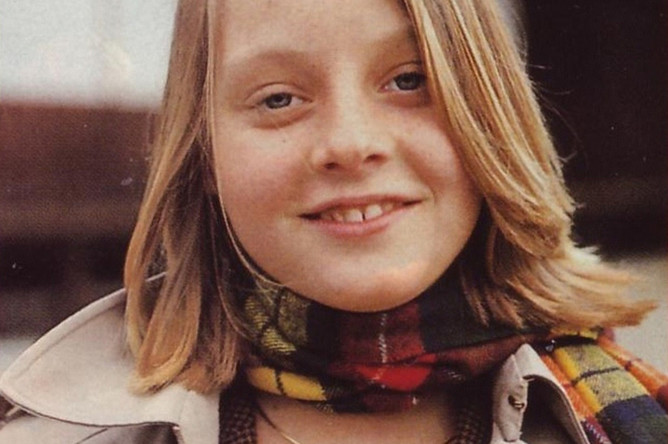Джоди в юности
