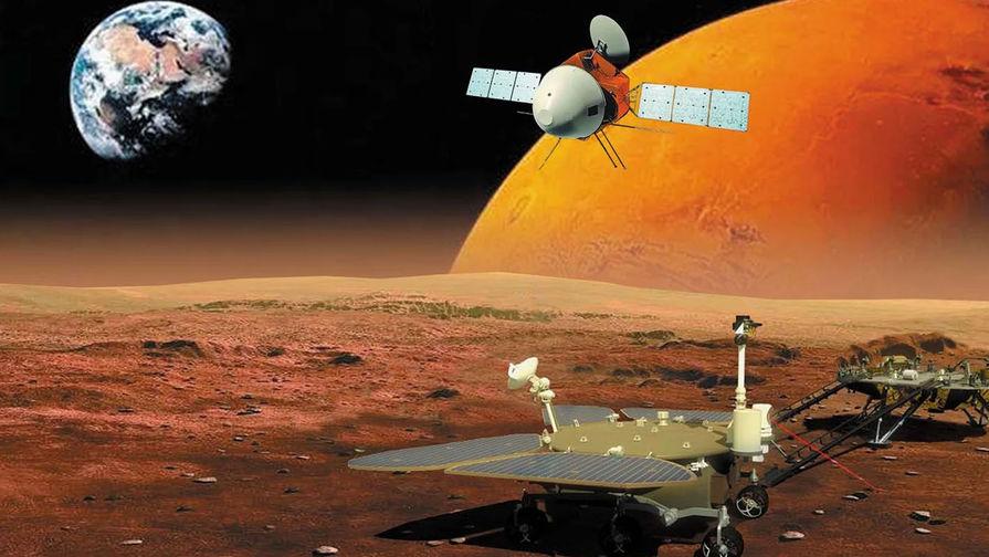 Ученый назвал сроки проявления города-миллионника на Марсе