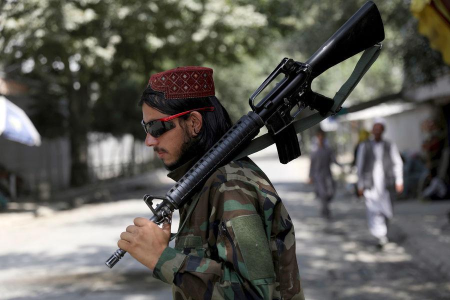 Талибы* захватили посольство Норвегии РІРљР°Р±СѓР»Рµ