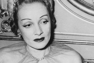 Марлен Дитрих, 1949 год