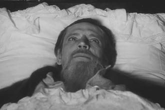 Кадр из фильма «Простая смерть…», режиссер Александр Кайдановский, 1985 год
