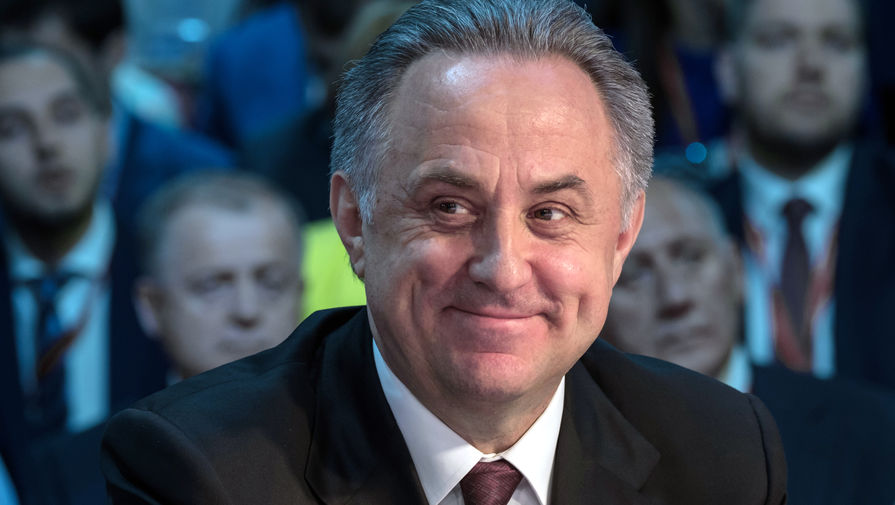 Заместитель председателя правительства России Виталий Мутко