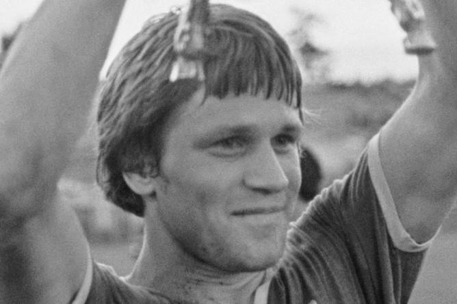 Александр Минаев, 1977 год