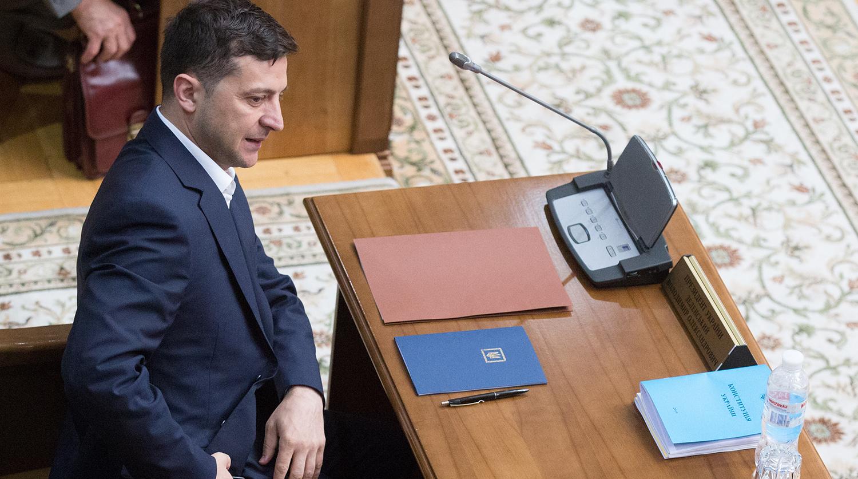 Зеленский заявил о скором освобождении задержанных в Керченском проливе моряков