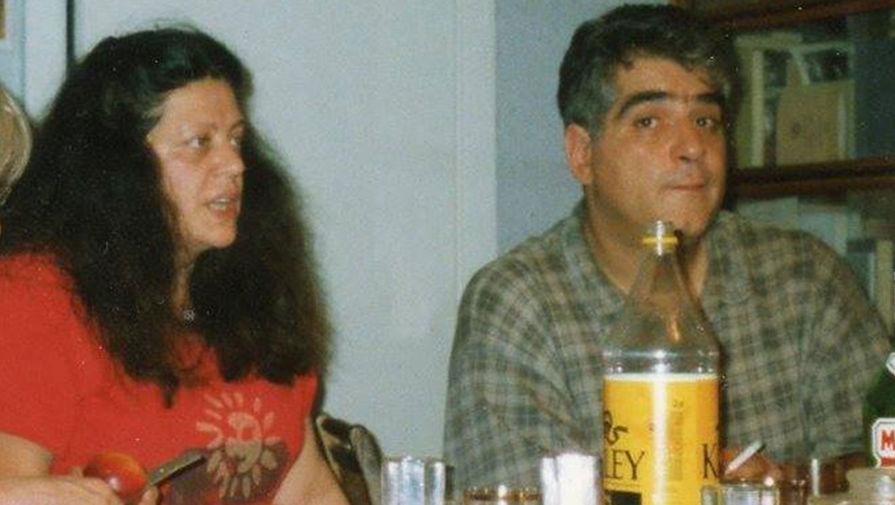 Татьяна Толстая и Александр Тимофеевский, 1996 год
