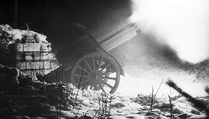 Выстрелы в Майниле: кто начал войну СССР с Финляндией