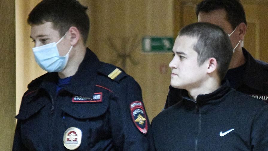 Рамиль Шамсутдинов в Читинском гарнизонном военном суде, 1 октября 2020 года