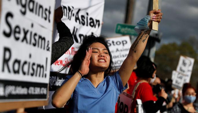 «Отыгрываются за BLM»: почему в США бьют азиатов