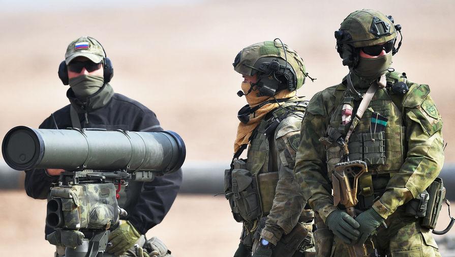 Российские военные начали учения в Таджикистане на фоне ситуации в Афганистане