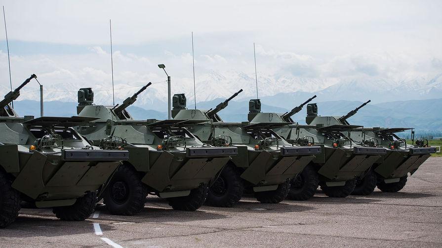 «Реформа сектора безопасности»: зачем Россия отправила бронетехнику в ЦАР