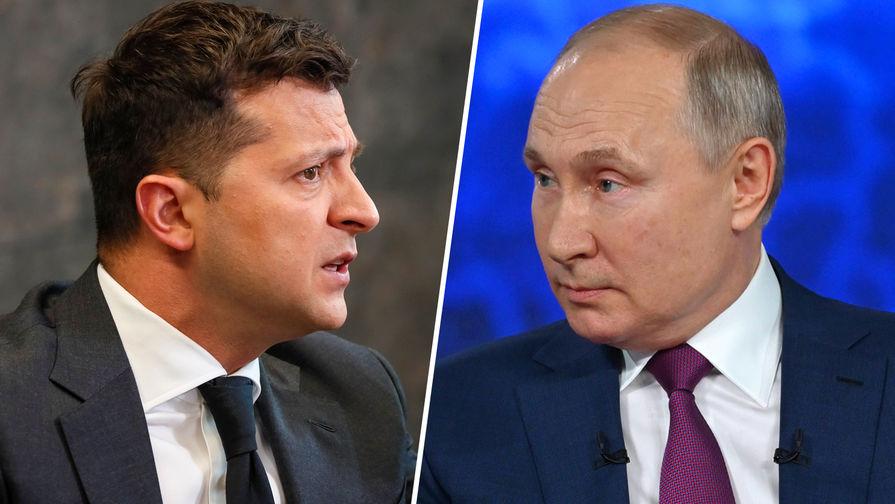 В Киеве подтвердили готовность к встрече Зеленского с Путиным