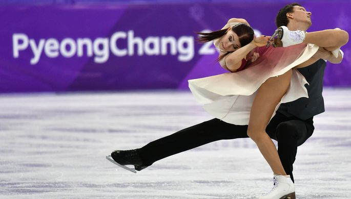 Российский танцевальный дуэт Екатерина боброва и Дмитрий Соловьев
