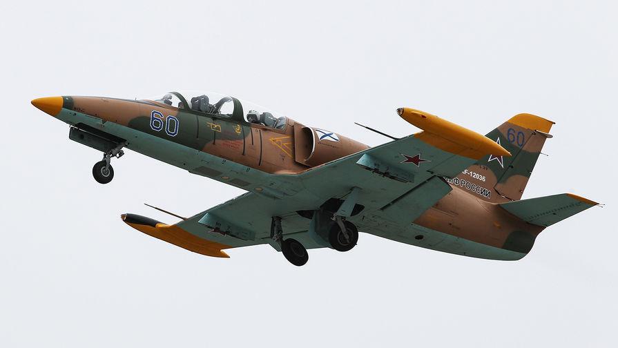 Источник: найдено место крушения и обломки Л-39