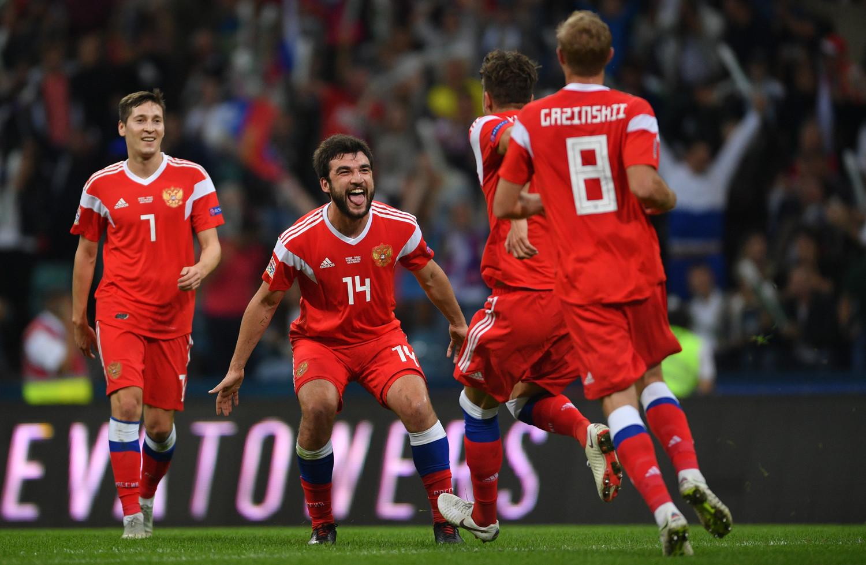 Сборная России по футболу сыграет с Германией в Лейпциге - Газета.Ru