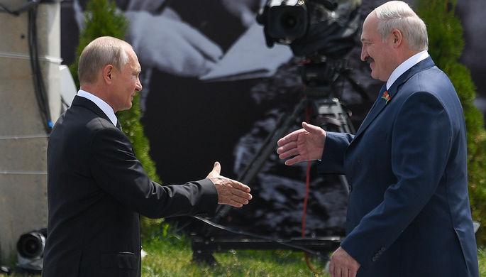 Договорились по делу о задержанных: Лукашенко рассказал о письме Путина