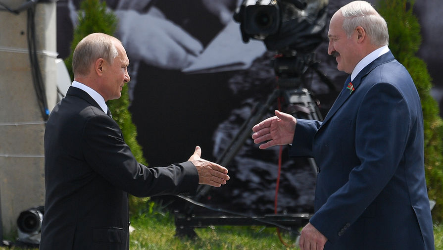"""""""Ъ"""": Лукашенко в третий раз за год посетит Россию"""