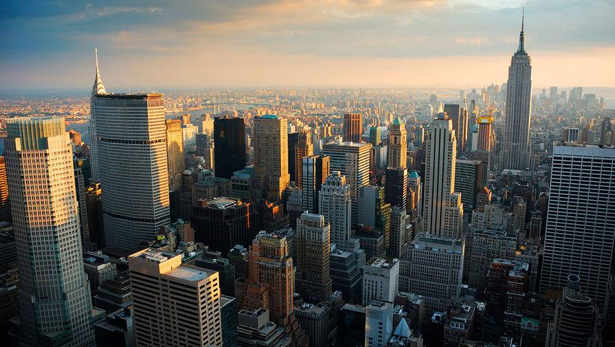2. Нью-Йорк