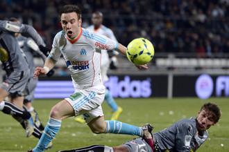 Футболисты «Марселя» не смогли переиграть «Аяччо»