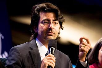 Пьер Омидьяр, основатель eBay, создает медиапроект с новыми технологиями