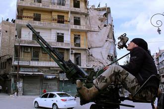 Сирийская оппозиция объединилась для борьбы с «Аль-Каидой»
