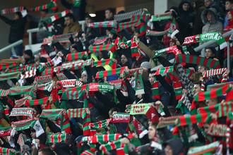 Болельщики московского «Локомотива» надеются в мае 2014 года отпраздновать третье чемпионство