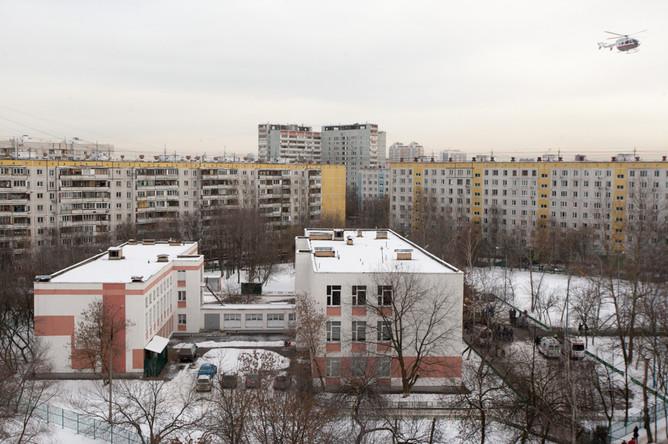 Московская школа №263