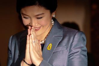 Премьер-министра Таиланда Йинглак Чинават