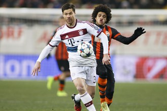 Хаби Алонсо («Бавария») проводит 100-й матч в рамках Лиги чемпионов